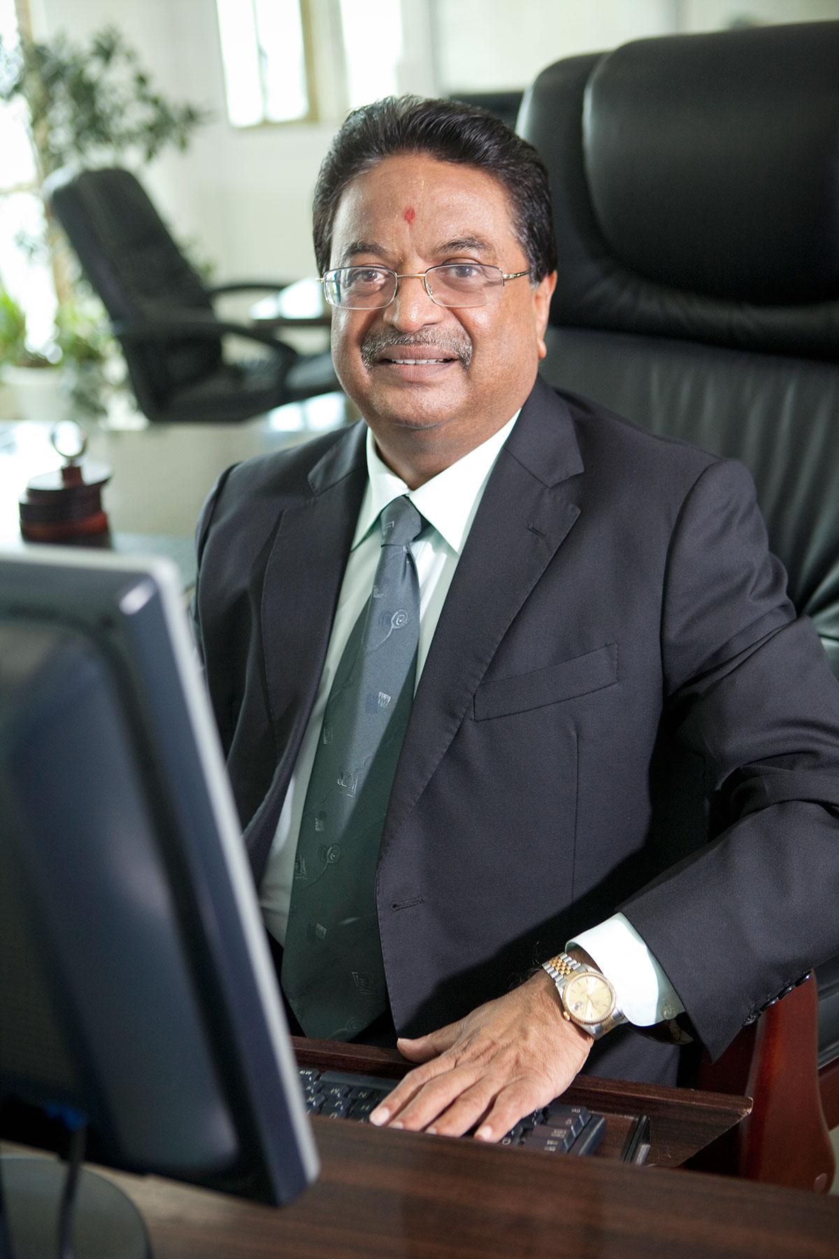 Mahesh Raojibhai Patel