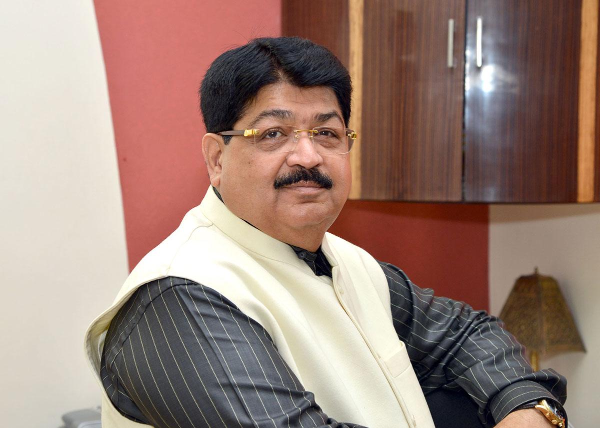Parimal Dhirajlal Nathwani