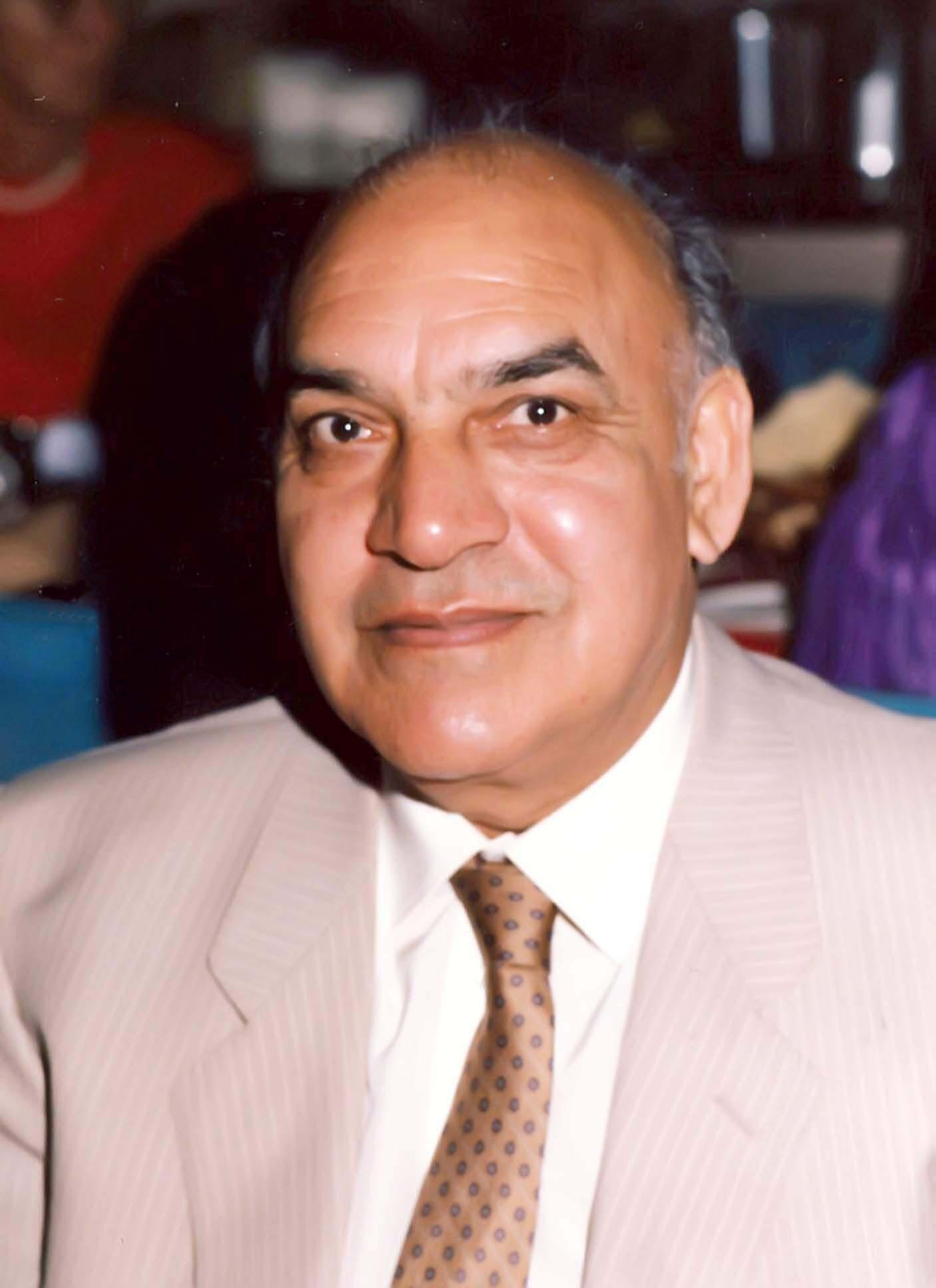 Dr. Asa Singh Johal