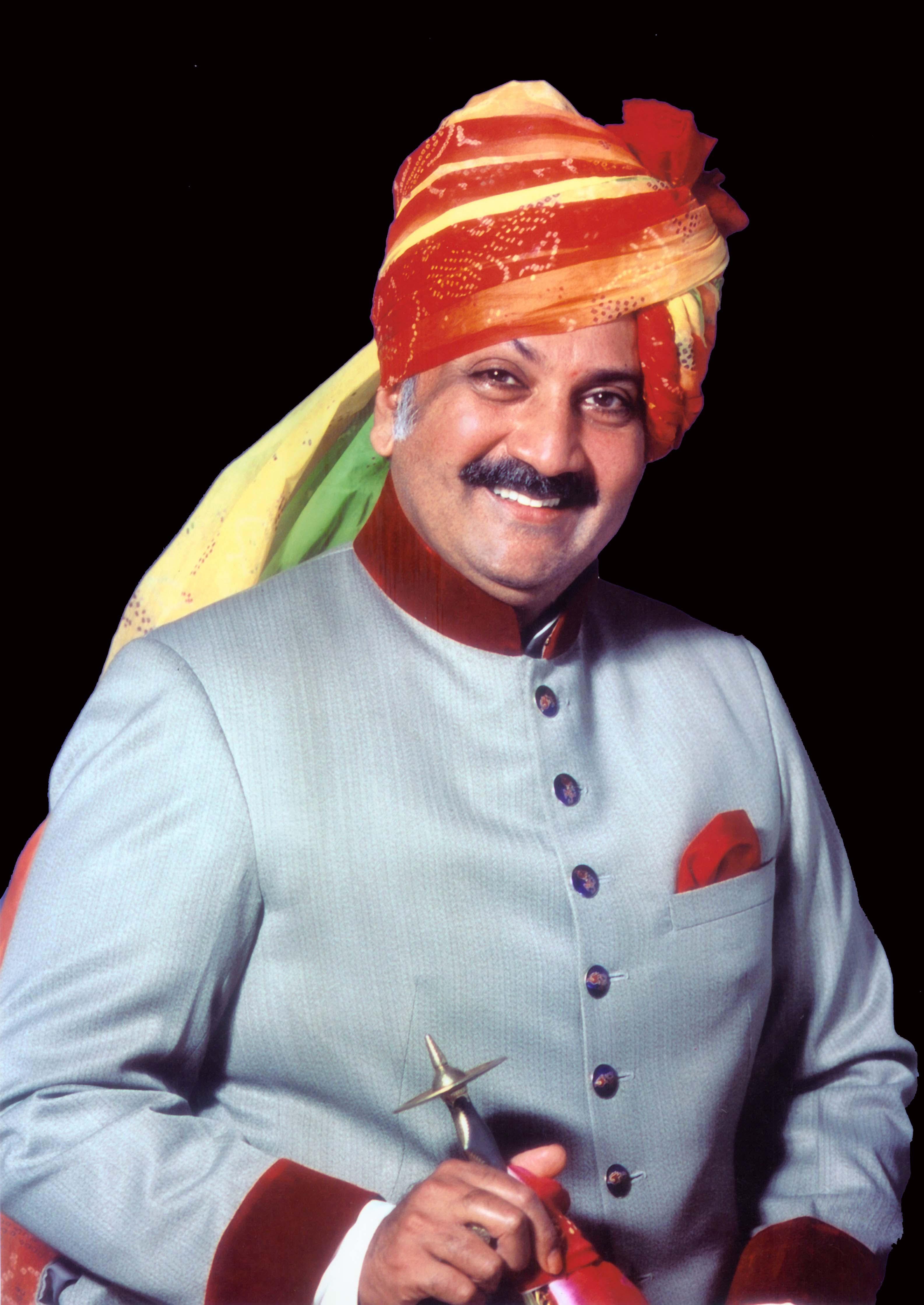 H.H. Maharaja Gajsingh II