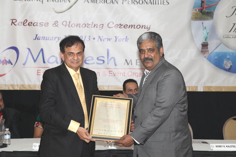 Dr. Sudhir M. Parikh
