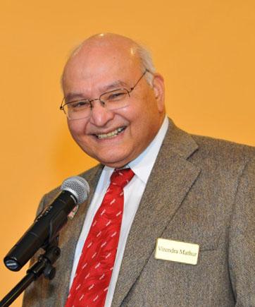 Dr. Virendra S. Mathur