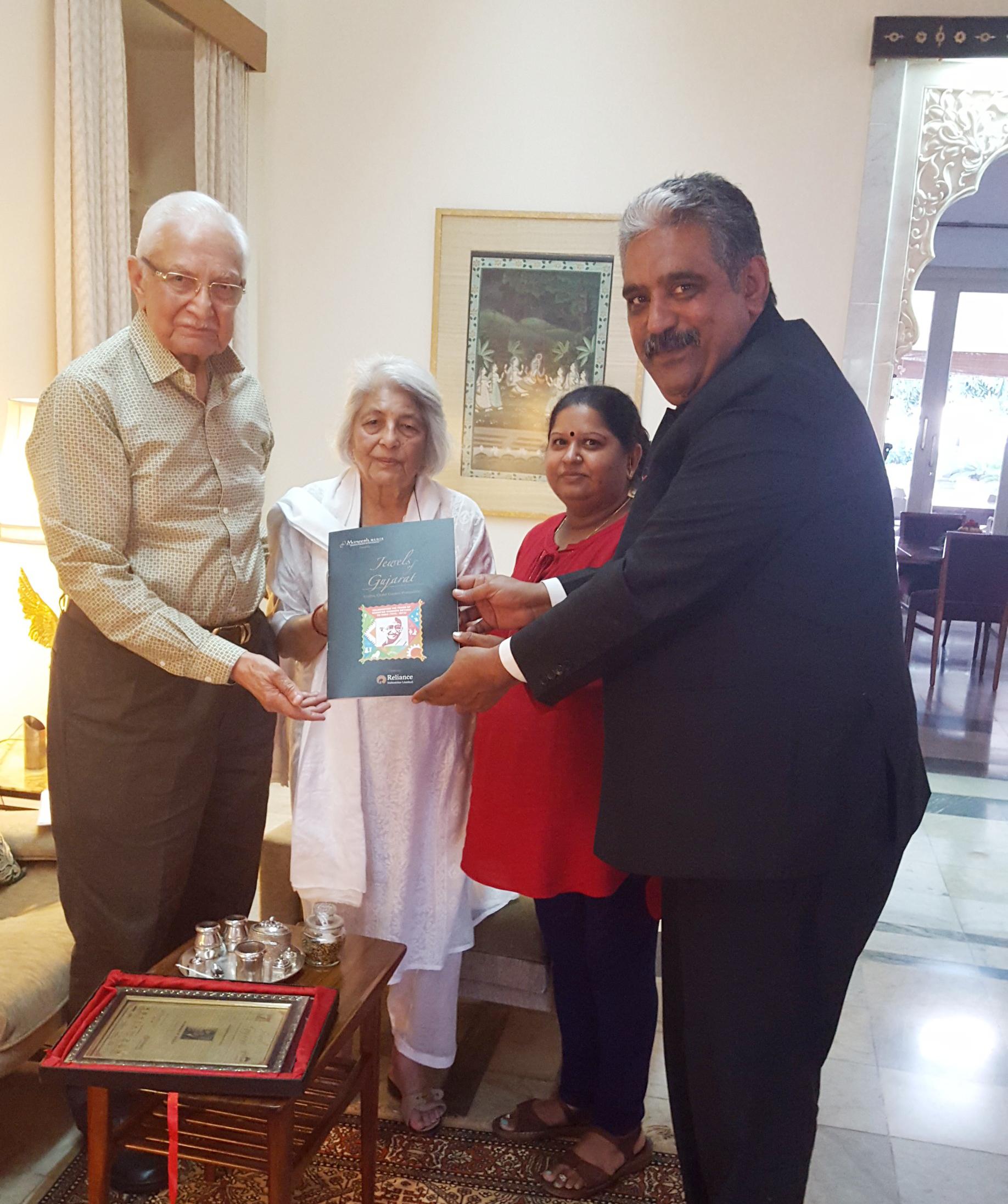 Mahendra Nanji Mehta
