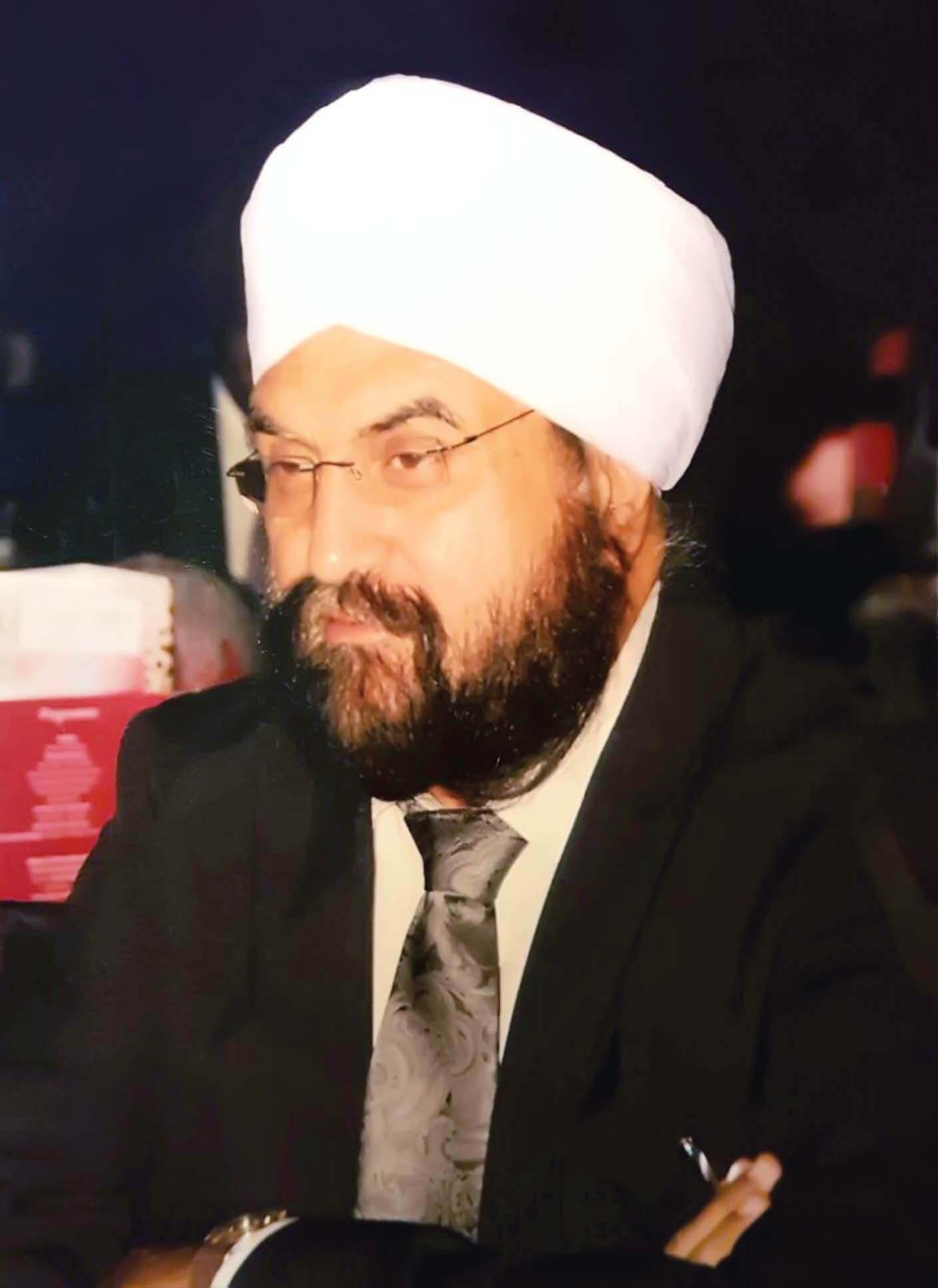 Kamaljit Singh Hanspaul